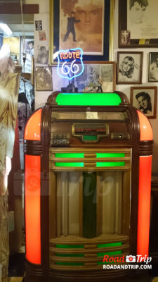Jukebox à Hackberry General Store