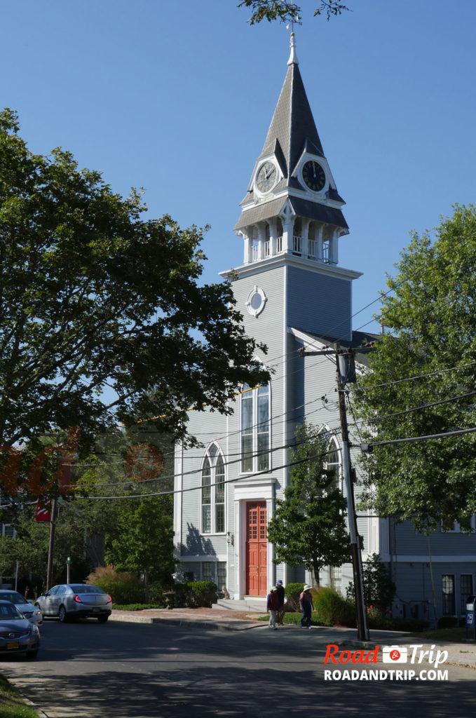L'église de Sandwich