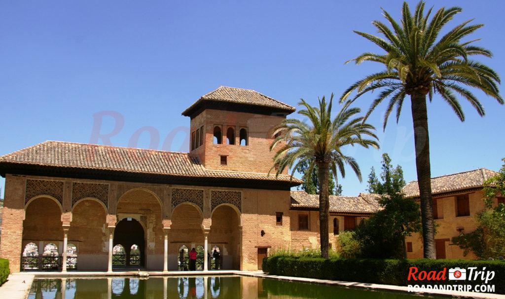 L'Alhambra à Grenade