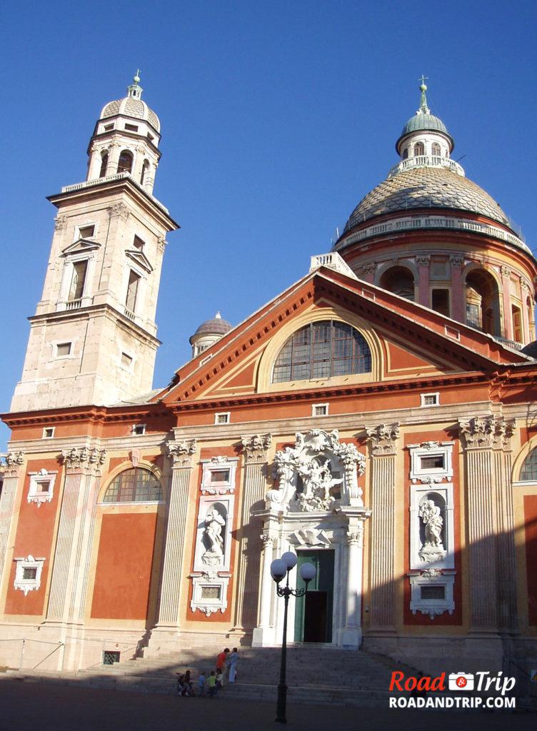 La Basilique de Gênes