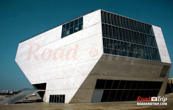 La Casa da Música à Porto