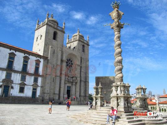 La Cathédrale de Leiria