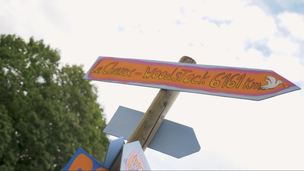 La Chaux - Woodstock
