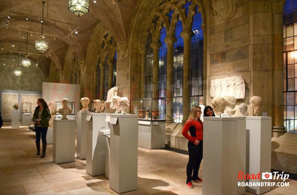 La Galerie d'art de l'université de Yale