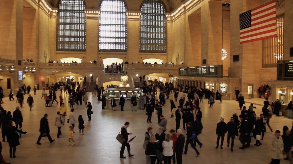La Gare Centrale de New York