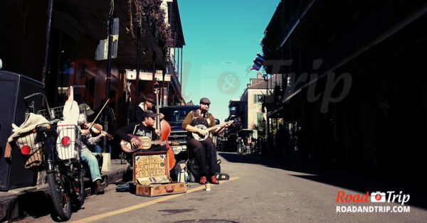 La Nouvelle-Orléans en Louisane