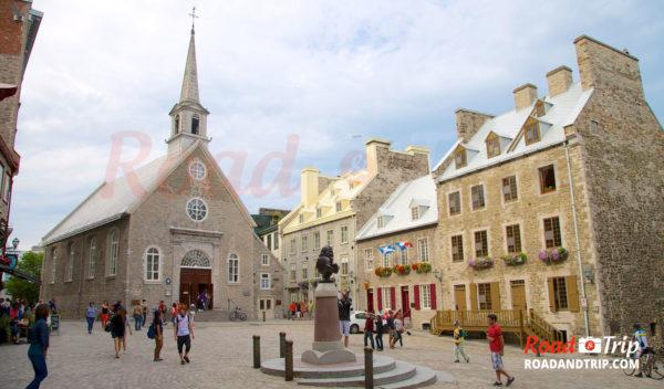 La Place Royale de Québec