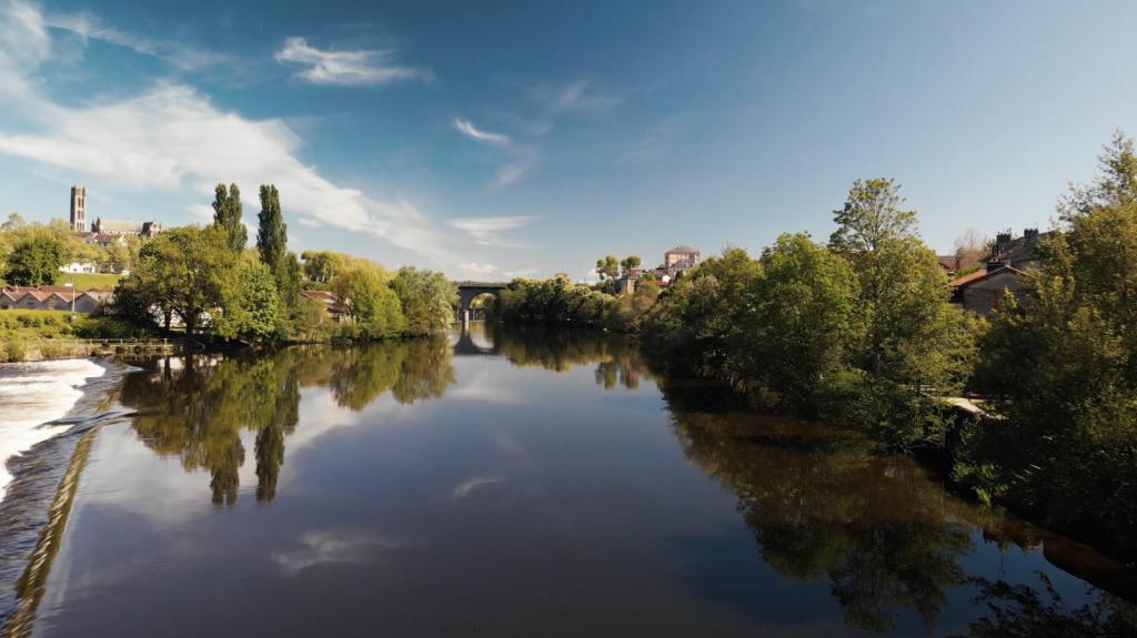 La Vienne à Limoges