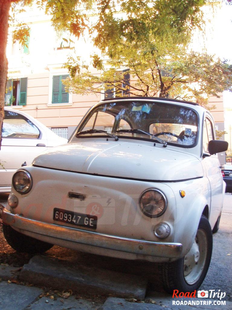 La célèbre Fiat 500