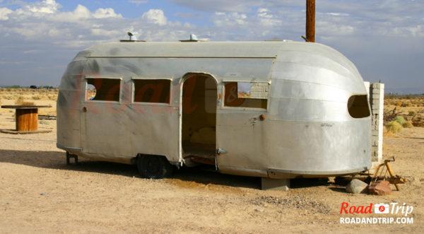 La caravane de Bagdad Cafe
