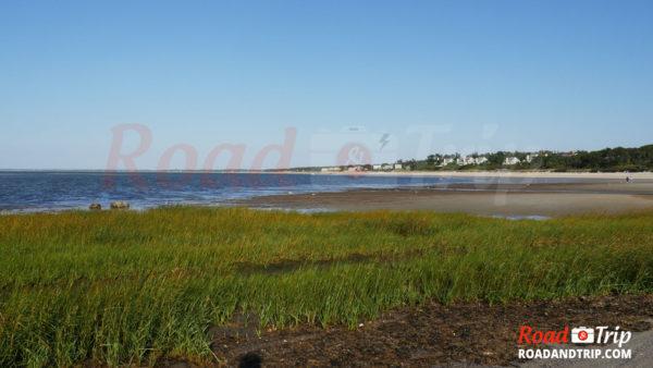 La mer à Cape Cod