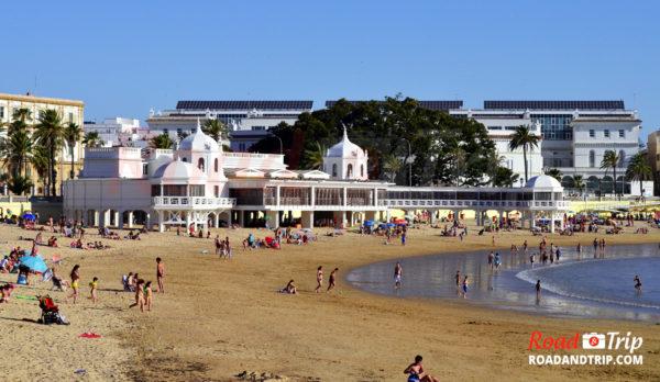 La plage Caleta