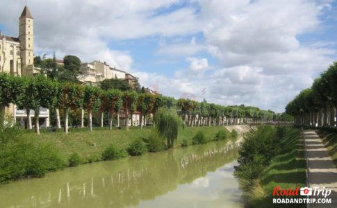 La rivière Gers