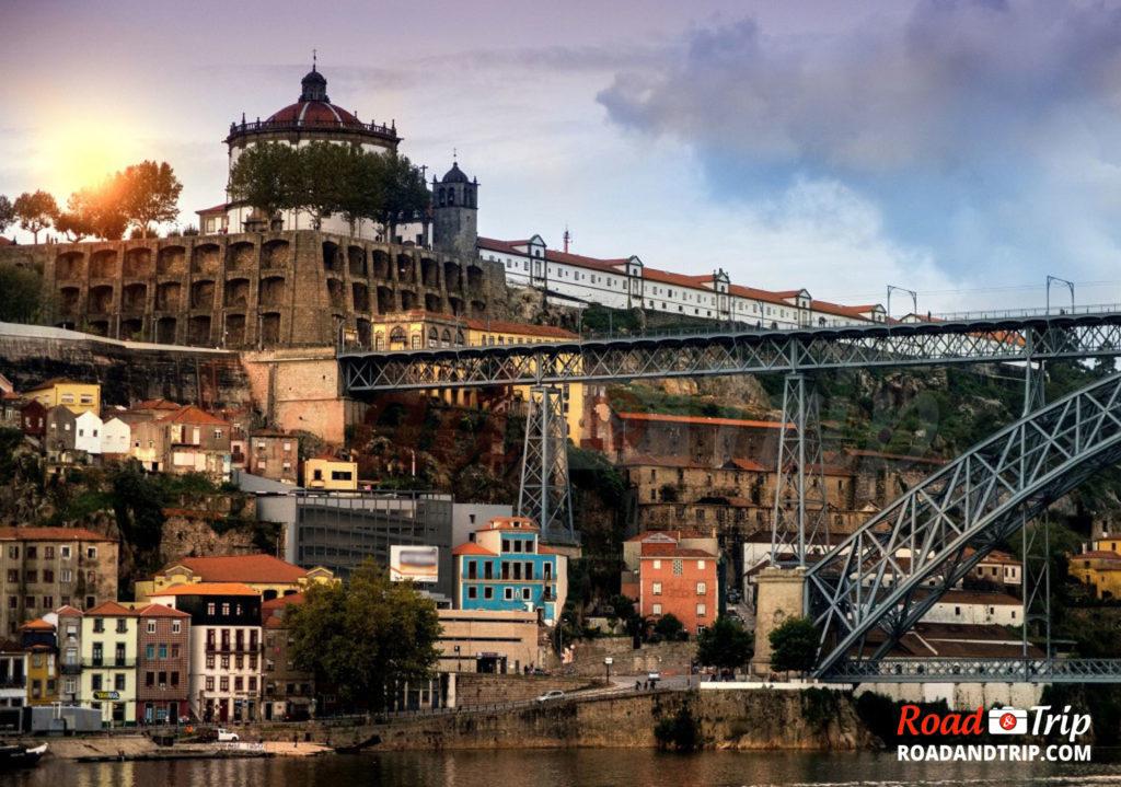 La ville de Porto et ses rues