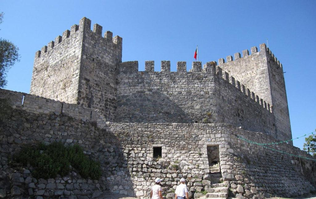 Le Château de Leiria