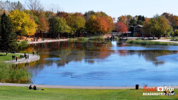 Le Lac aux Castors