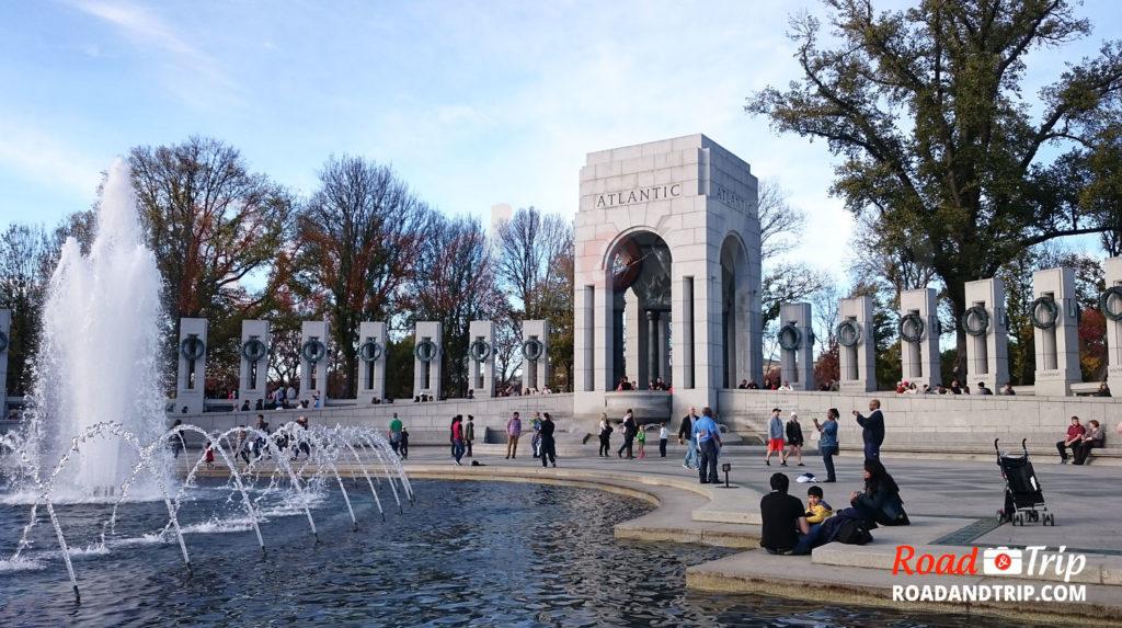 Le Mémorial de la Seconde Guerre Mondiale