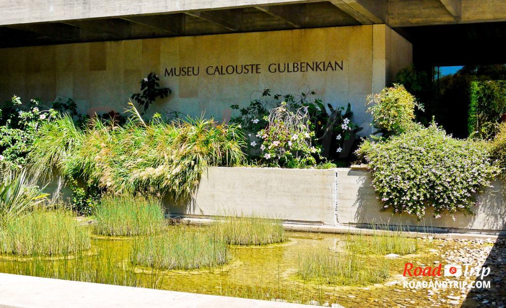 Le Musée Calouste-Gulbenkian