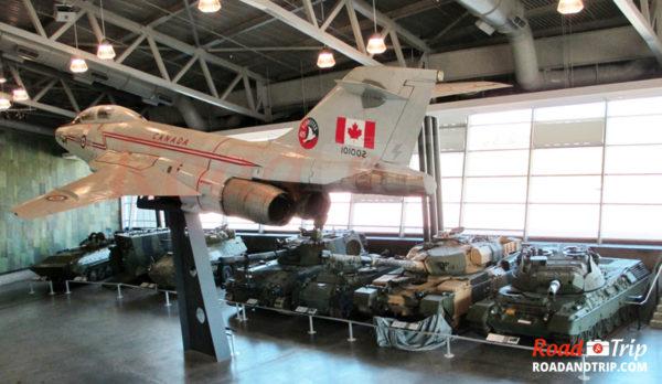 Le Musée Canadien de la guerre