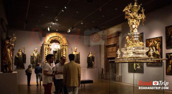 Le Musée d'Art antique