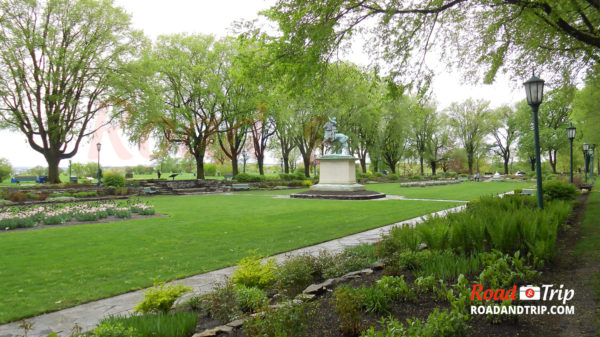 Le Parc des Champs-de-Bataille