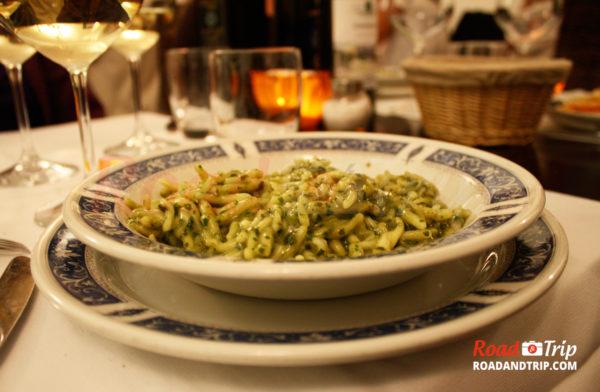 Le Pesto, spécialité de Gênes