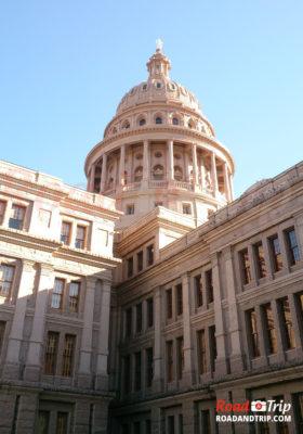 Le State Capitol à Austin