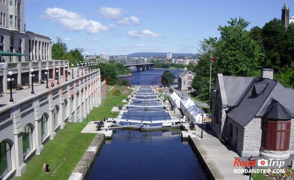 Le canal Rideau