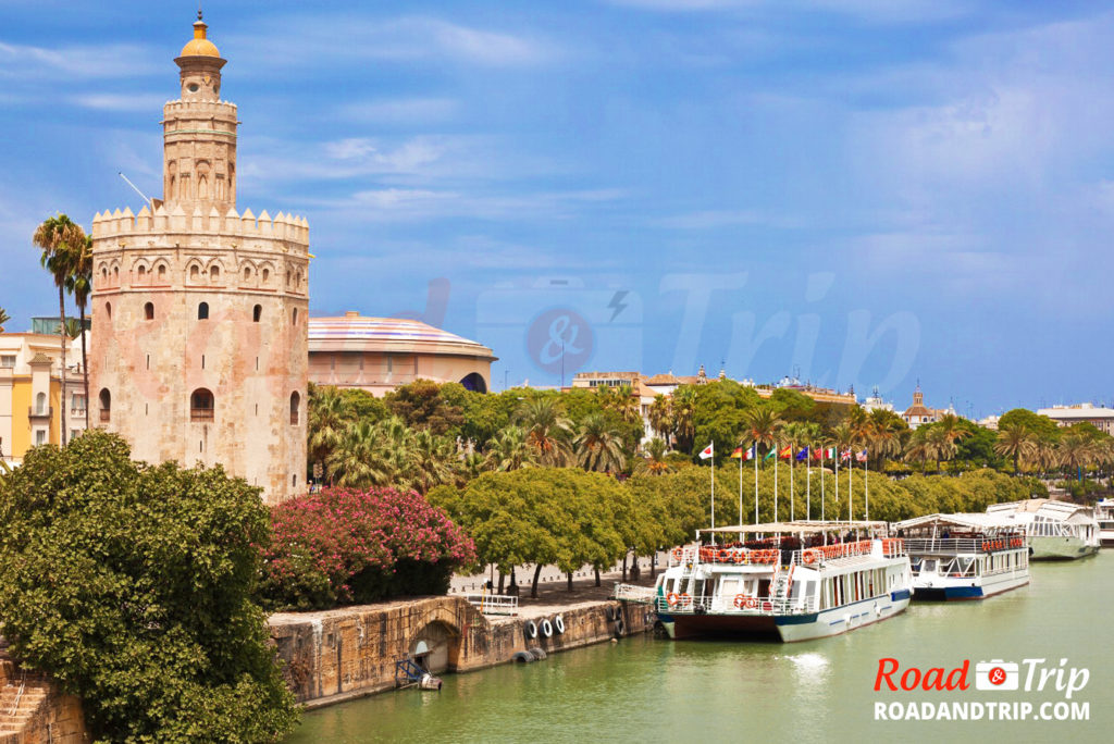 Le fleuve Guadalquivir