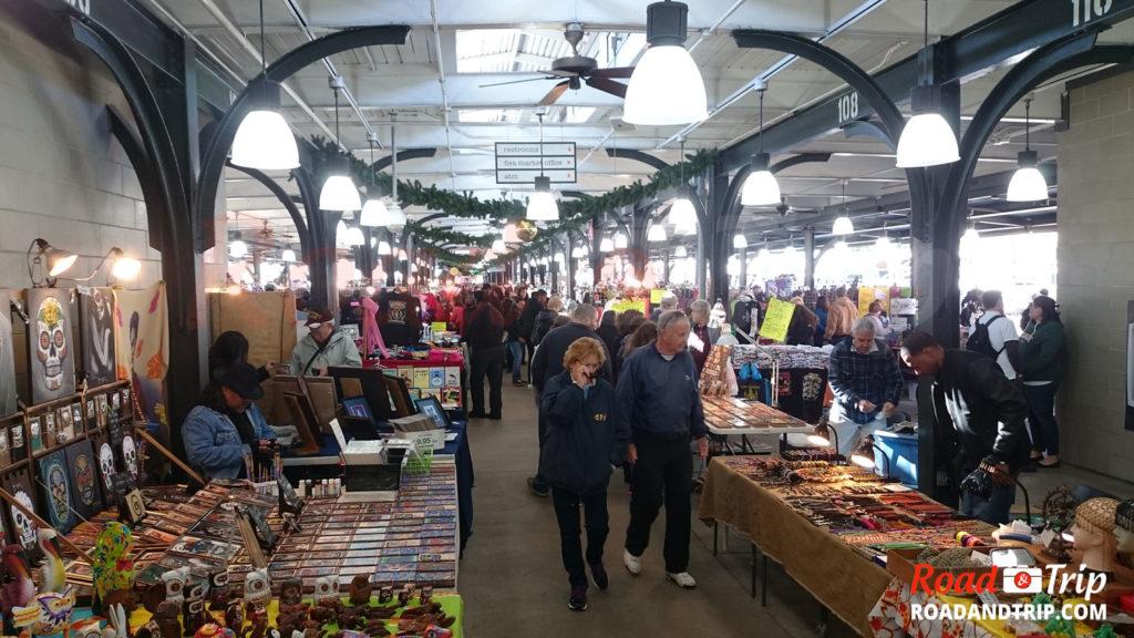 Le marché de la Nouvelle-Orléans