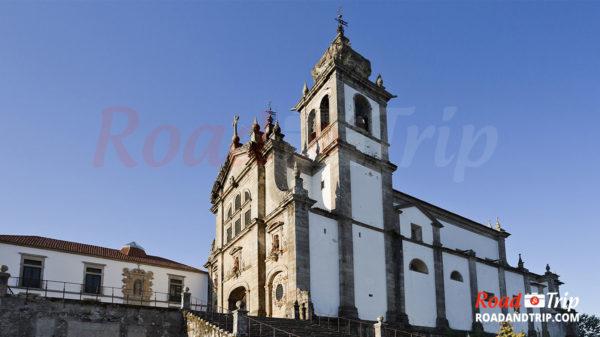 Le monastère de Tibães