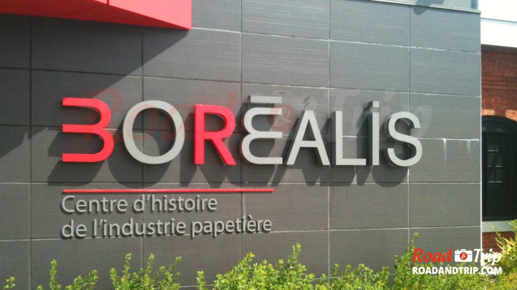 Le musée Boréalis