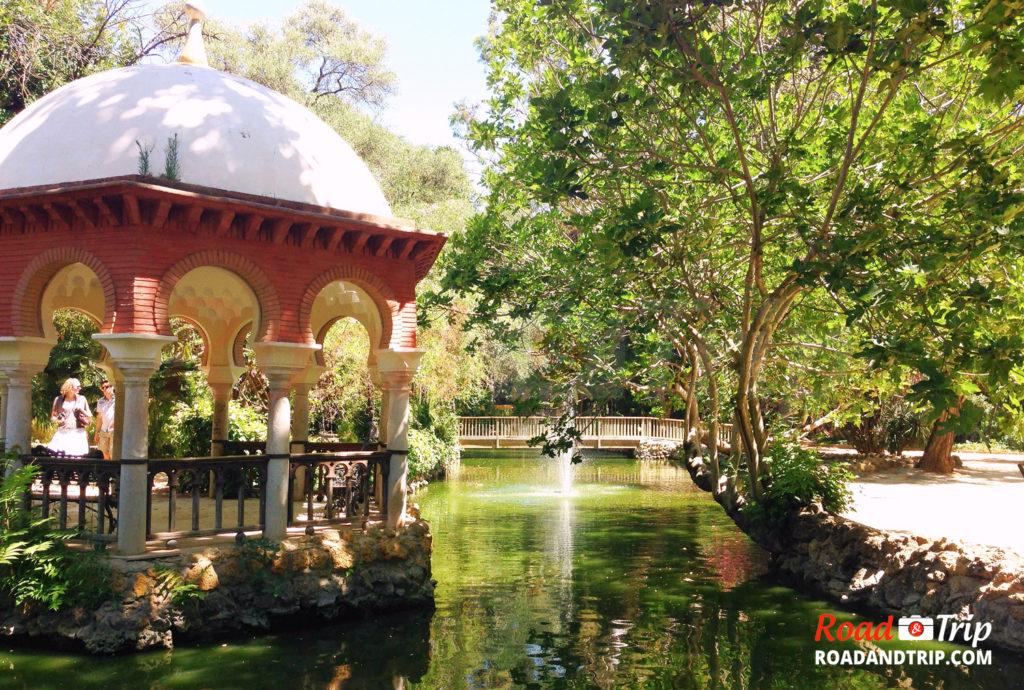 Le parc María Luisa de Séville