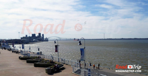 Le parc portuaire