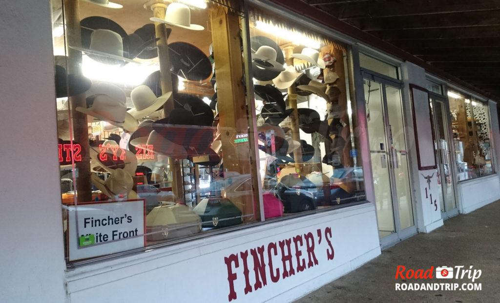 Les chapeaux de cowboy à Fort Worth