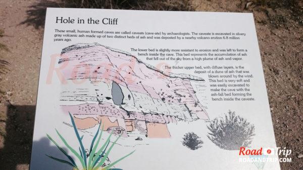 Les formations dans la roche
