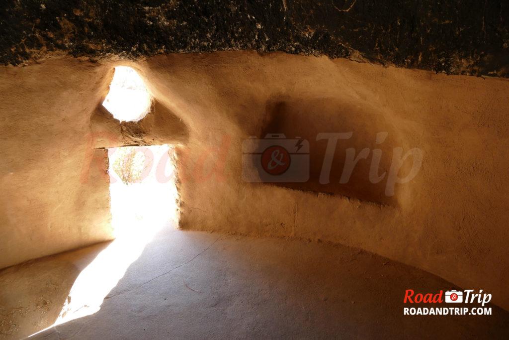 Les grottes habitées de Bandelier National Monument