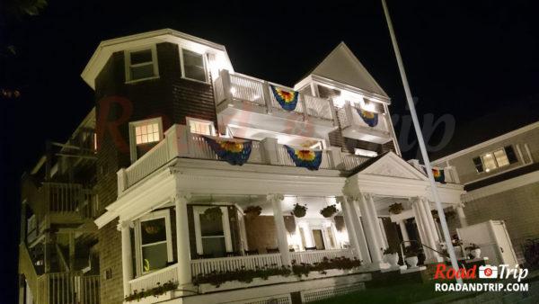 Les maisons de Provincetown