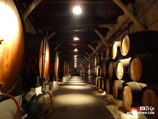 Les musées et les caves à vin à Porto