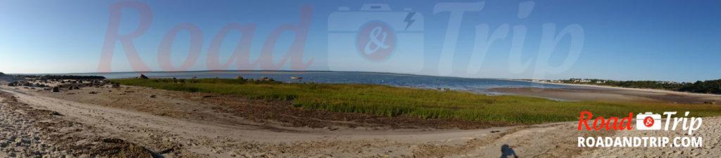 Les rivages de Cape Cod