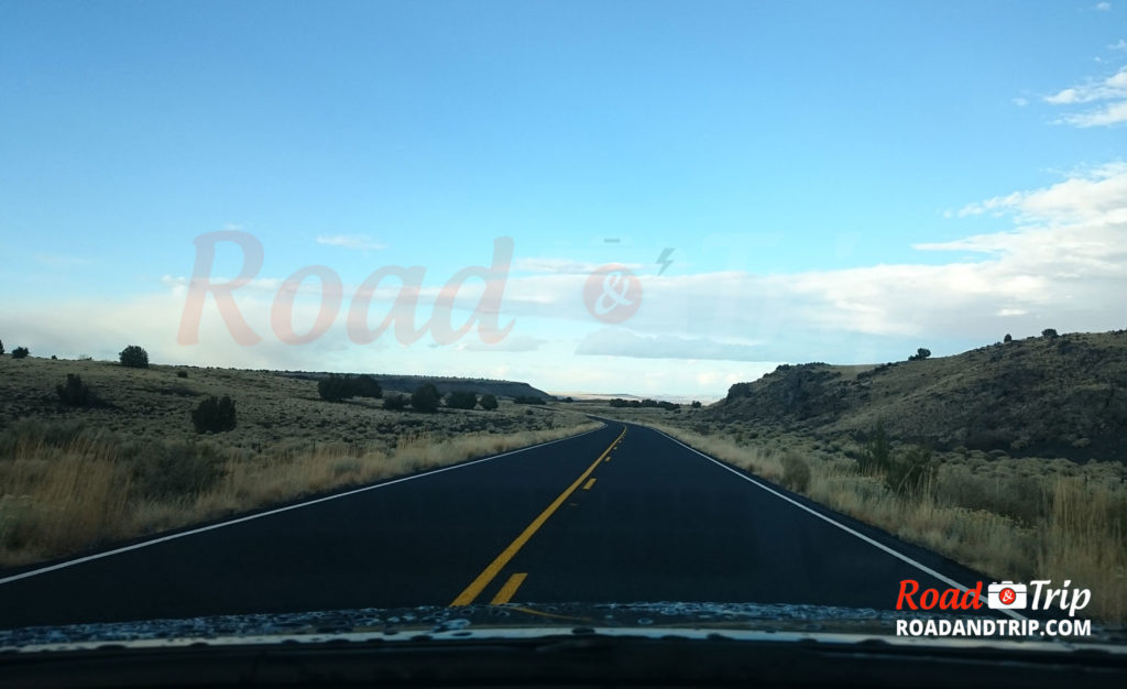 Les routes vers Wupatki National Monument