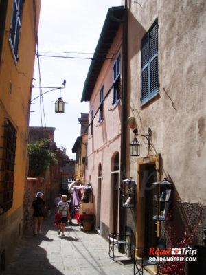 Les ruelles de Portovenere