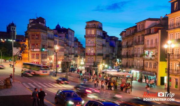 Les soirées à Porto