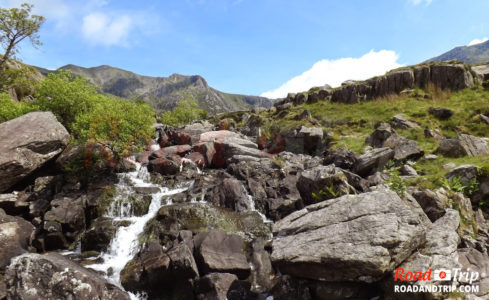 Les torrents à Snowdonia national Park