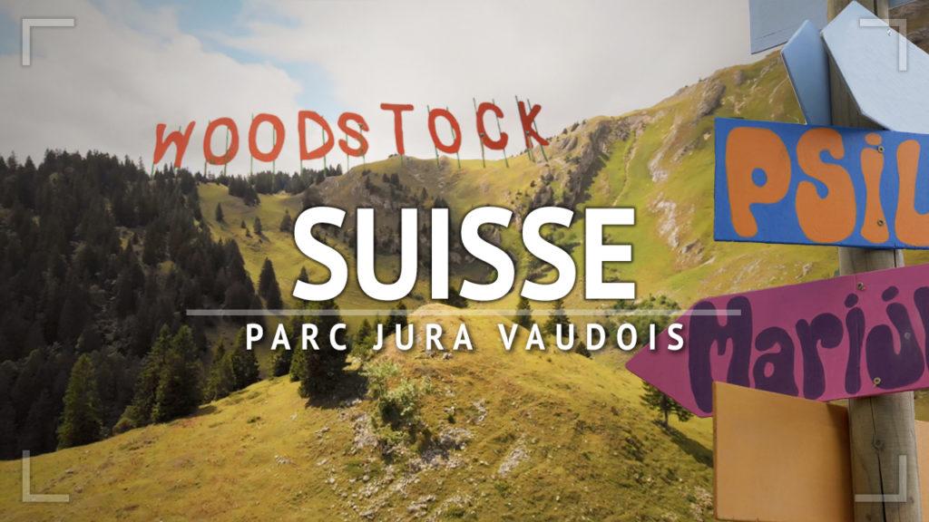 L'esprit Woodstock demeure dans le Jura Vaudois (Suisse)