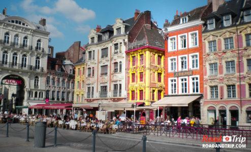 Lille, Vieux Lille
