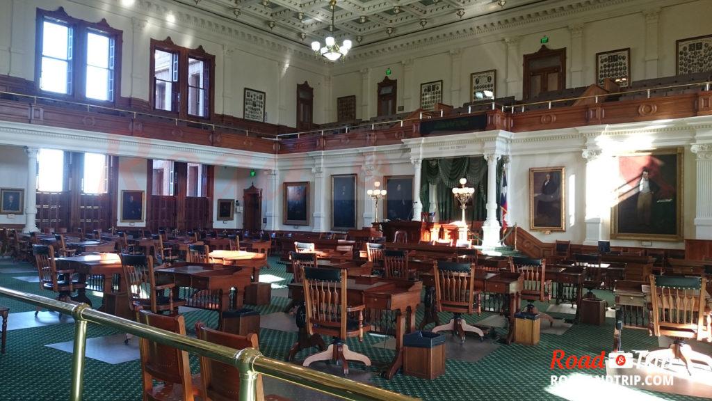 L'intérieur du State Capitol