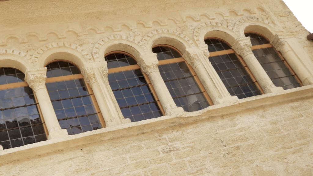 Maison romane à Cluny