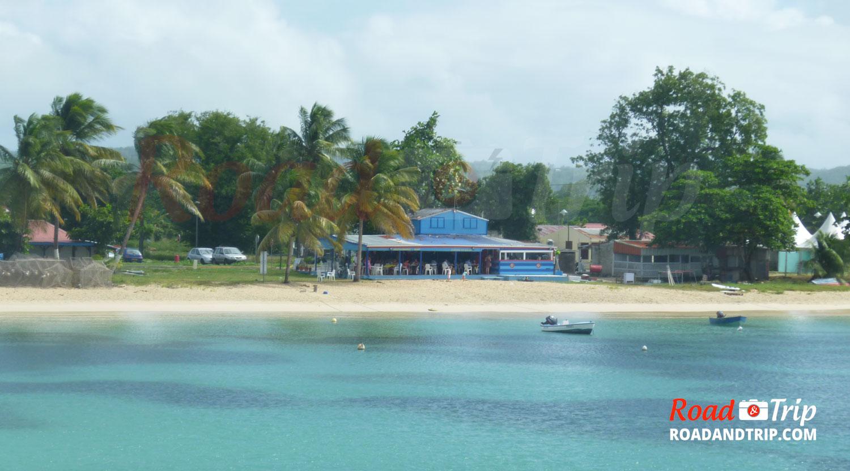 Passer une journée sur l'île de Marie-Galante
