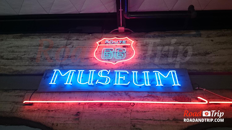 Visite du Musée de la Route 66 à Kingman, Arizona